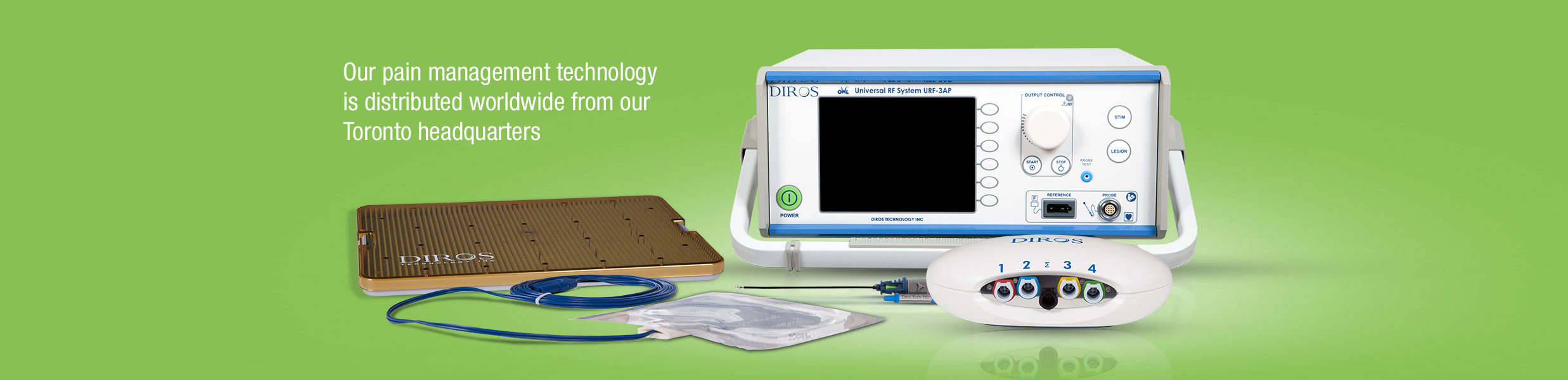 RF Radiofrequency products