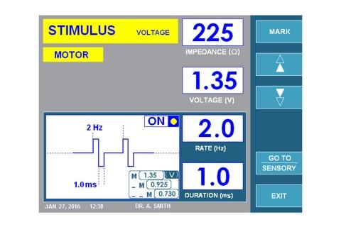URF-3AP Stimulus Motor