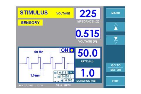 URF-3AP Stimulus Sensory
