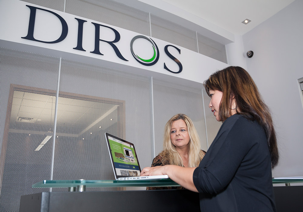 Diros Employees