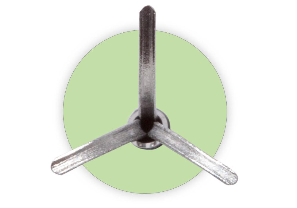 RF Trident™ Cannulae Tip